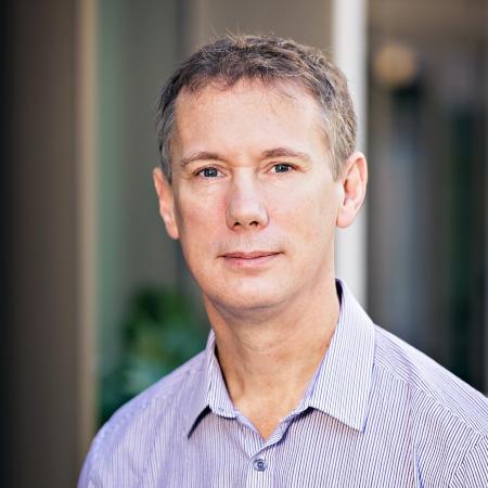Richard Hayton, Chief Technology Officer