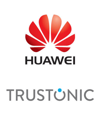 Huawei and Trustonic Partnership
