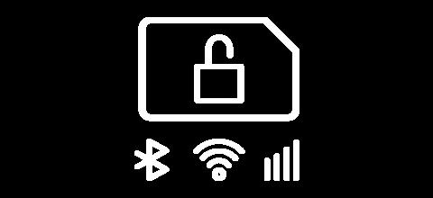 Mobile device unlock & lock