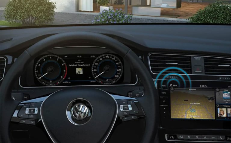 Volkswagen Digital Key & Virtual Key Sharing App