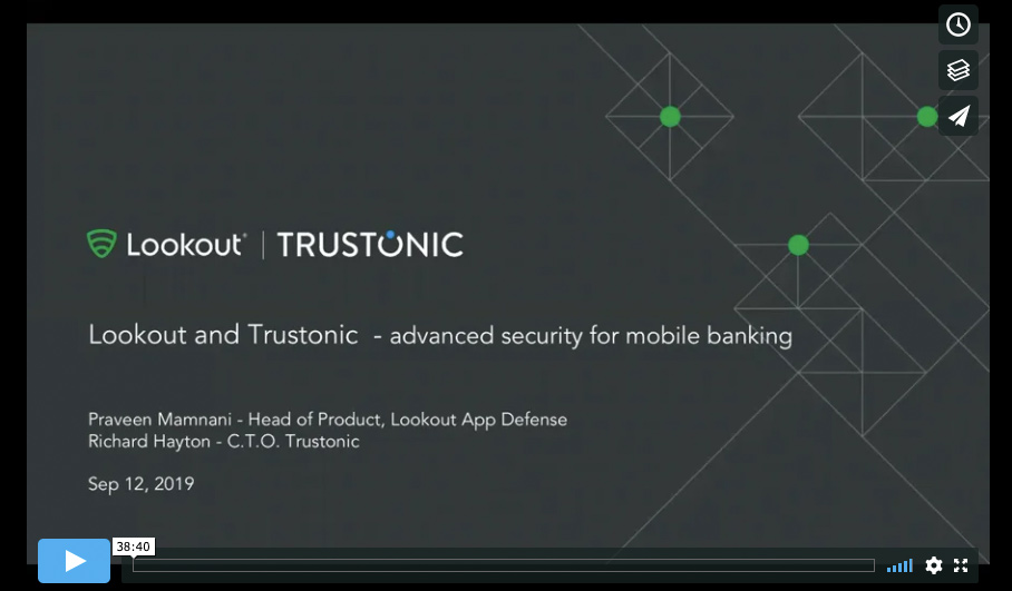Advanced Mobile Security for Banking & Fintech Apps Webinar
