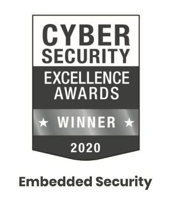 Cybersecurity Excellence Award Best Embedded Security