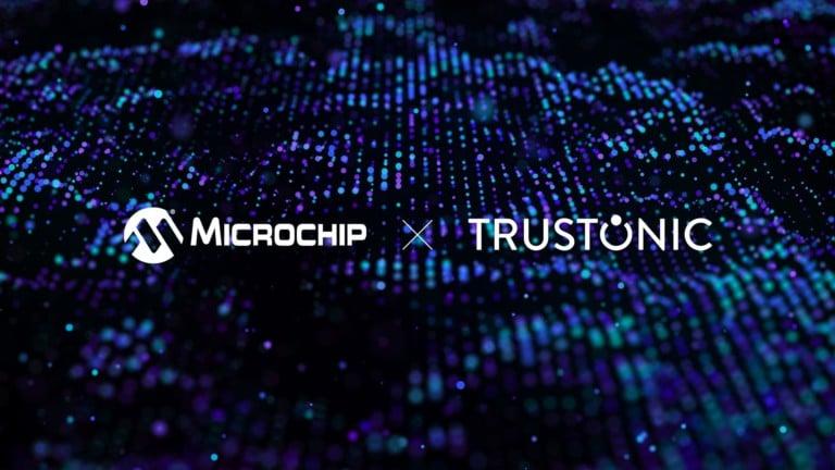 Microchip and Trustonic