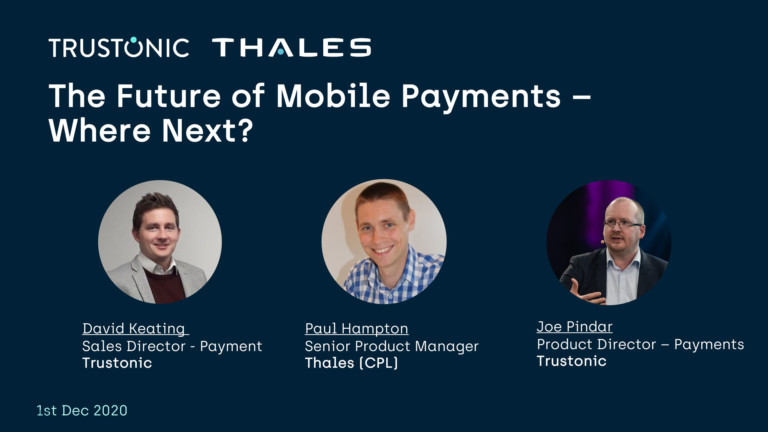 Future of Mobile Payments MPOS
