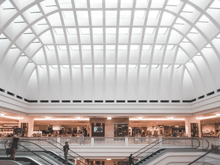 mall phone retail