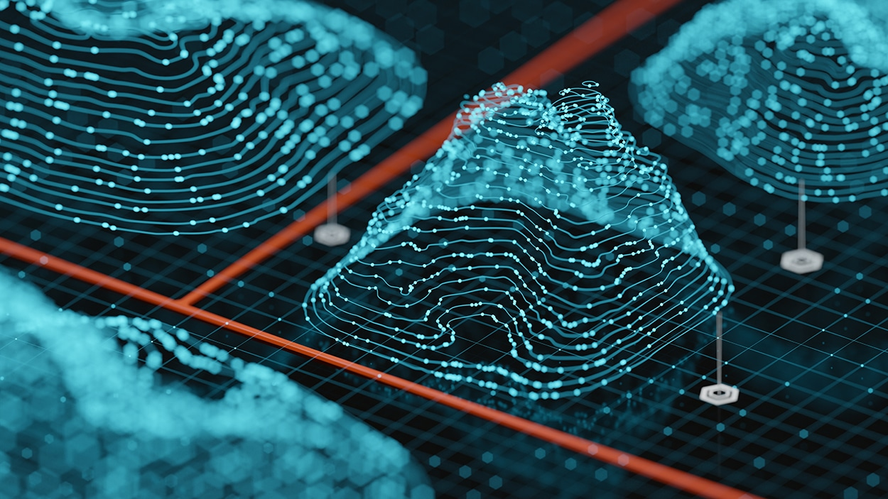 Hologram Landscape