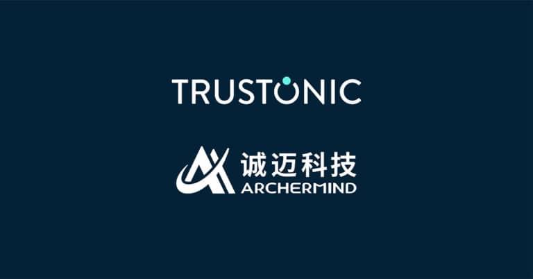 Trustonic and Archermind