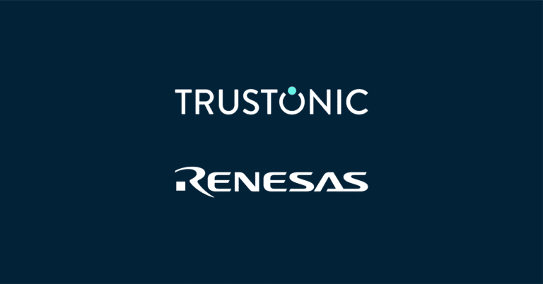 Trustonic and Renesas Partnership